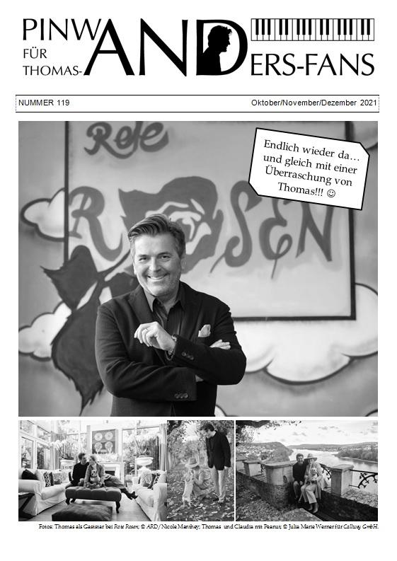 Cover der Pinwand-Ausgabe Nr. 119